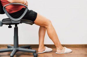 Blood clot symptoms in the legs